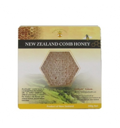 Best Health Comb Honey, 340g Net