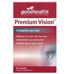 Good Health 护眼-Premium Vision, 30粒