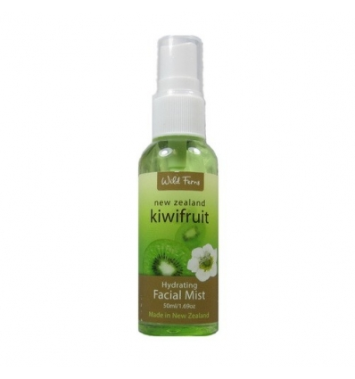 Wild Ferns Kiwifruit Facial Mist, 50ml