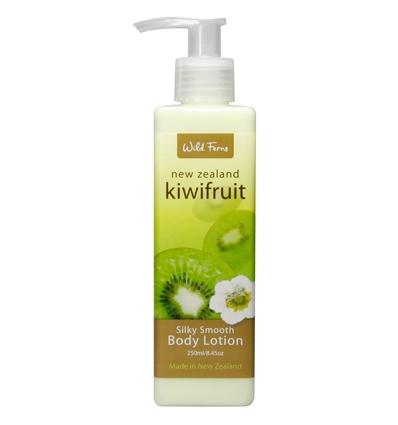 Wild Ferns Kiwifruit Body Lotion, 240ml