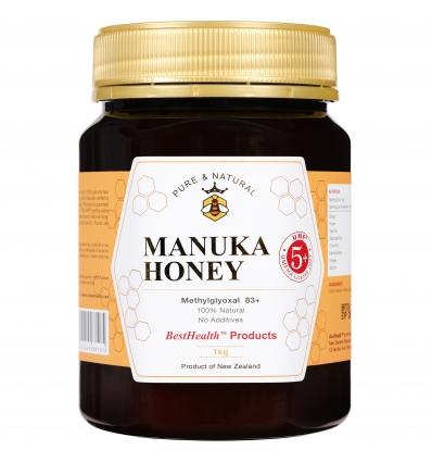 Best Health 5+ Manuka Honey, 1kg