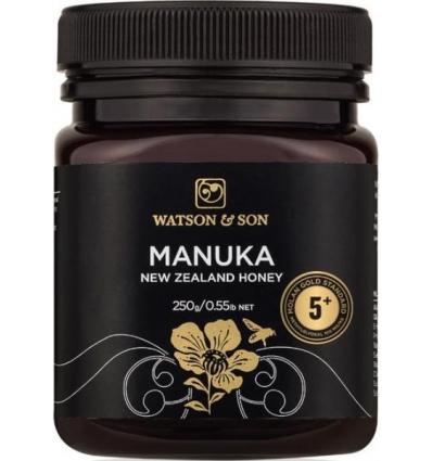 Watson & Son Manuka Honey (5+)
