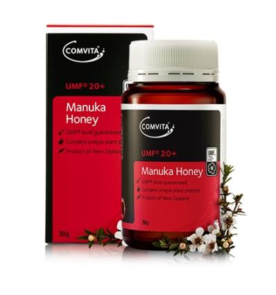 Comvita UMF 20+ Manuka 蜂蜜, 250g
