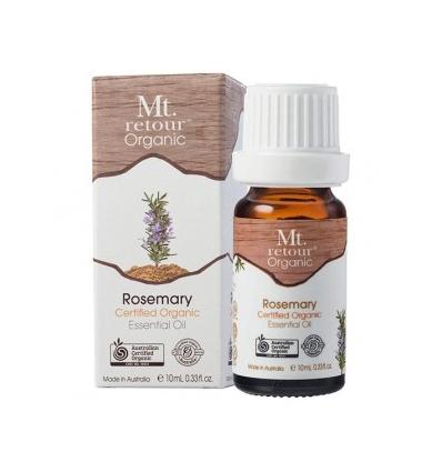 Mt Retour Organic Rosemary Essential Oil 10ml