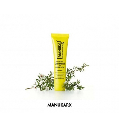 Manuka RX Ointment with Manuka Oil 25g NET