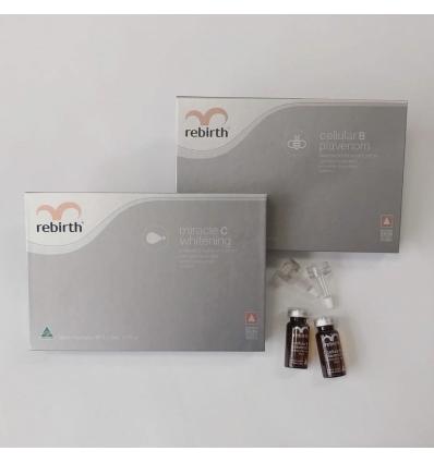 Rebirth Cellular B Plavenom 胎盘蜂毒精华液 10ml x 6