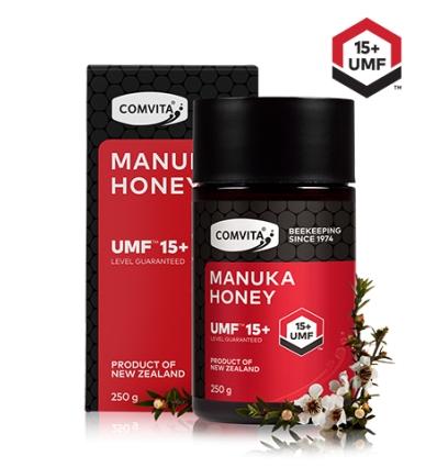 Comvita UMF 15+ Manuka 蜂蜜, 250g