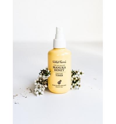 Wild Ferns Manuka Honey Purifying Toner, 140ml