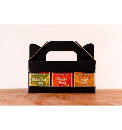 Mountain Valley 蜂蜜禮盒 3 pack