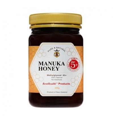 Best Health 5+ Manuka Honey, 500g