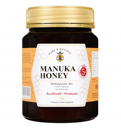 Best Health 5+ Manuka Honey, 1kg